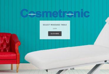 Cosmetronic Beauty Equipment - Shopify MageWorx Case Study