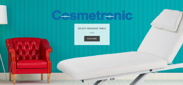 Cosmetronic Beauty Equipment - Shopify MageWorx Case Study