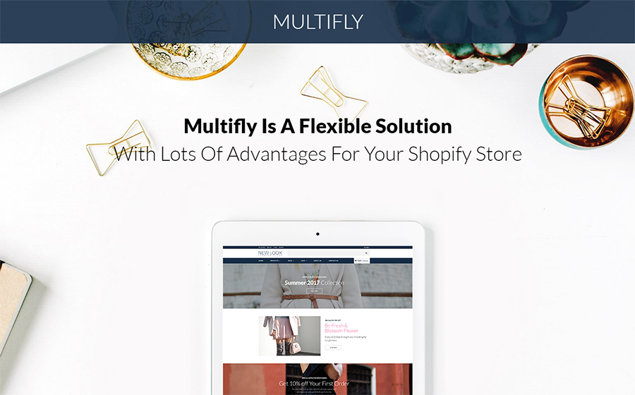 Multifly Theme | MageWorx Shopify Blog