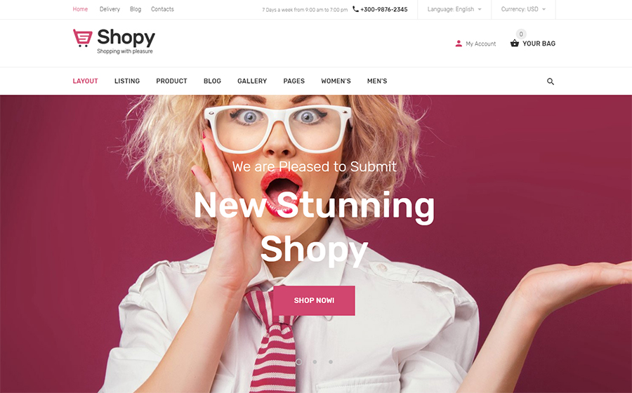 Shopy Theme | MageWorx Shopify Blog