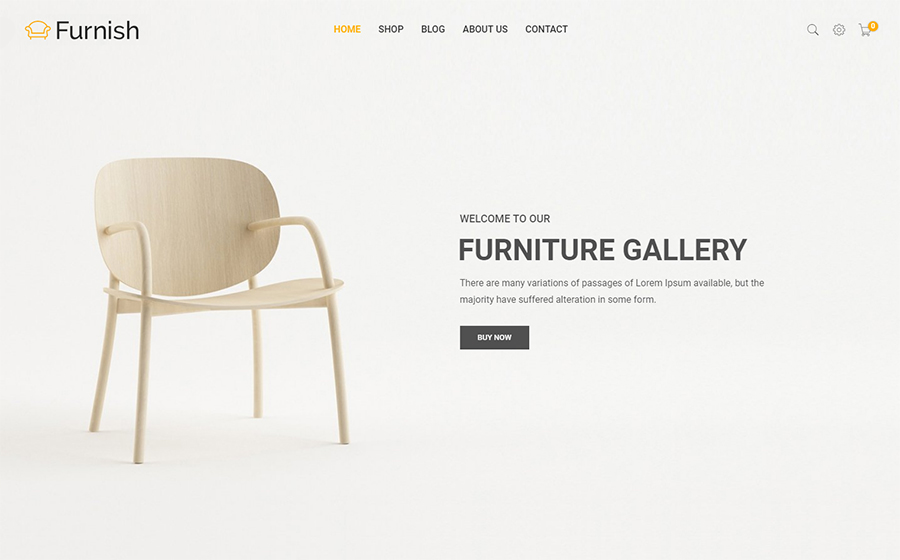 Furnish Theme | MageWorx Blog