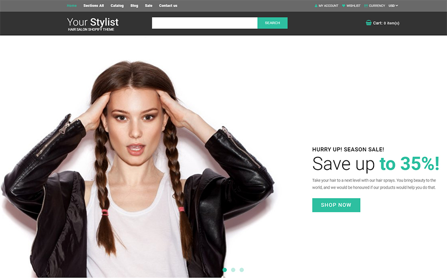 YourStylist Theme | MageWorx Shopify Blog