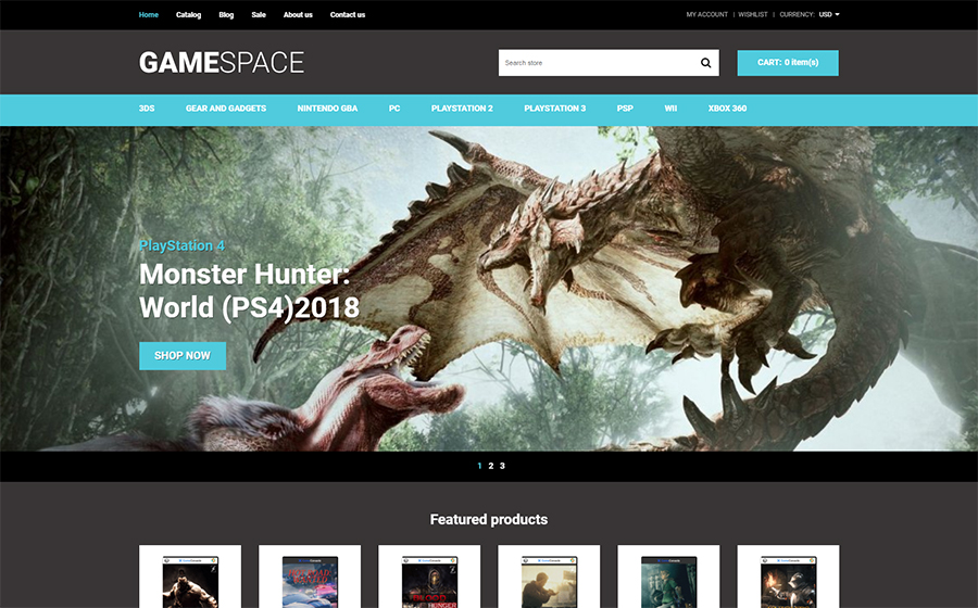 Game Space Them | MageWorx Shopify Blog