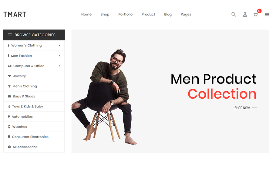 Tmart Theme | MageWorx Shopify Blog