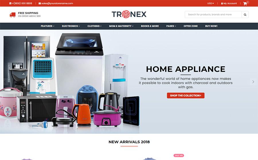 Tronex | MageWorx Shopify Blog