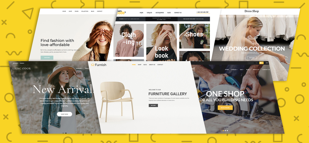 25 Prettiest Shopify Themes For Your Online Store 2018 | MageWorx Shopify Blog