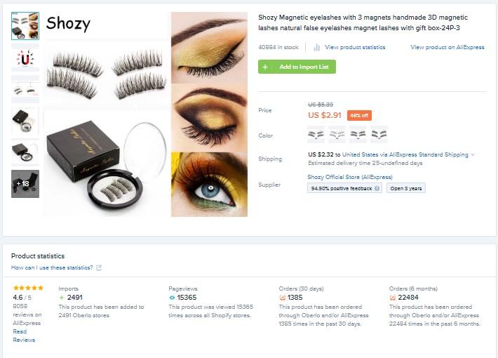 Best Shopify Niche - Health & Beauty