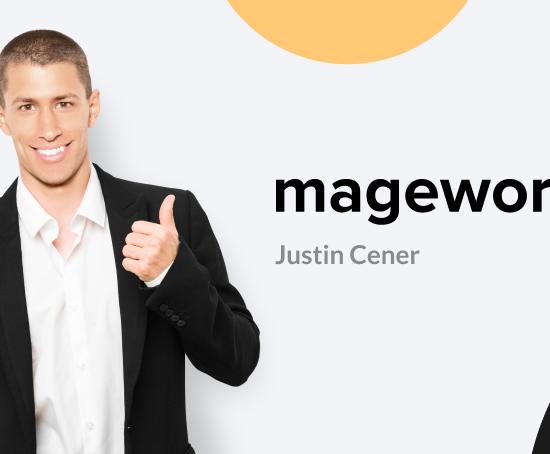 Justin Cener Features MageWorx Apps | MageWorx Shopify Blog