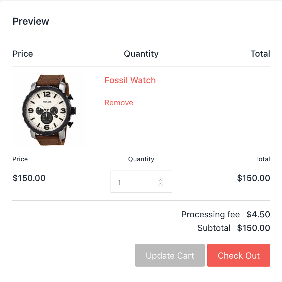 Order & Product Fees - MageWorx Apps User Guides